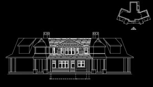 Maclaren Design Development - cottage ground floor AB